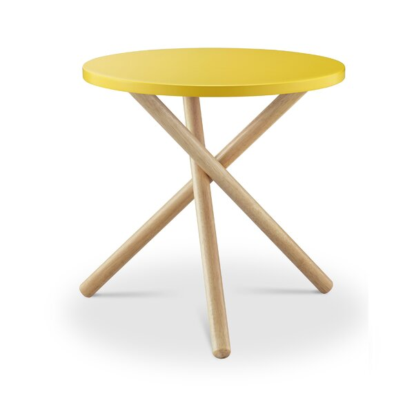 Humphery End Table by Wrought Studio