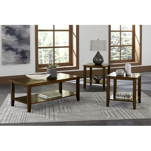 Meriam 3 Piece Coffee Table Set by Winston Porter Winston Porter