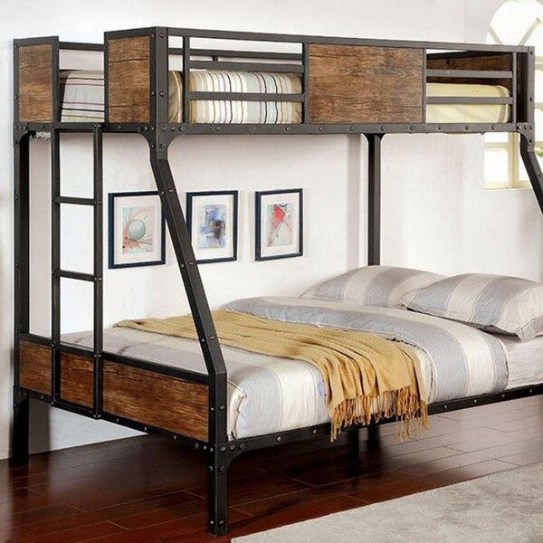 Howery Clapton Twin Over Full Bunk Bed by Isabelle & Max