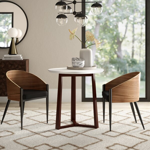 Chariklo Dining Table by Mercury Row