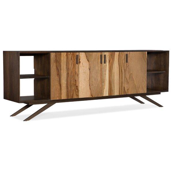 Shogun 78 TV Stand by Hooker Furniture