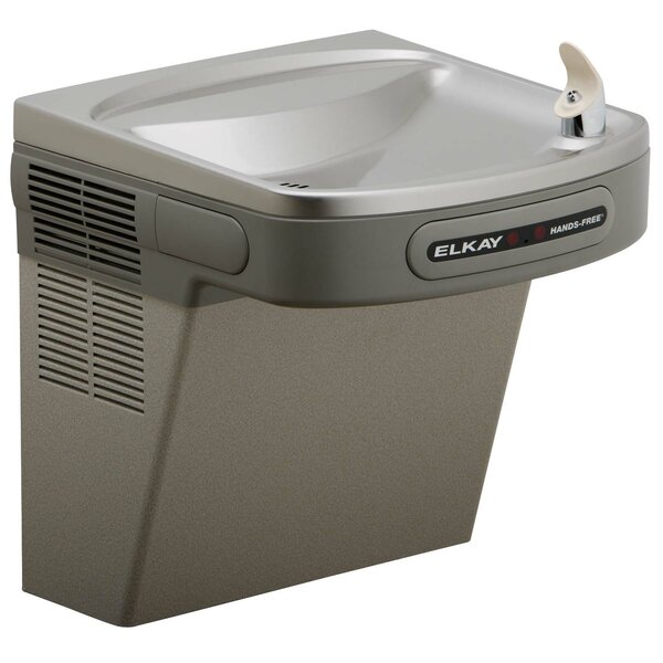 Barrier Free Water Cooler with IR Sensor by Elkay