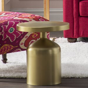 Rushin End Table by Willa Arlo Interiors