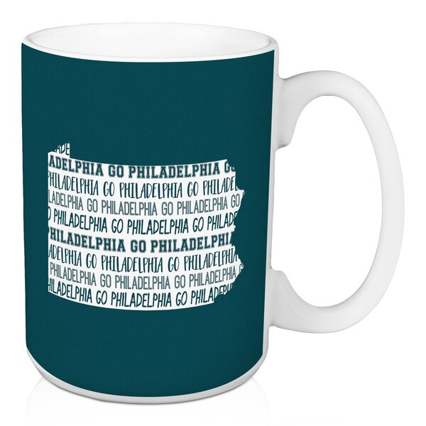 Frazer Go Philadelphia Coffee Mug by Ebern Designs