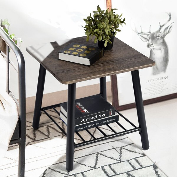 Trader End Table by Williston Forge