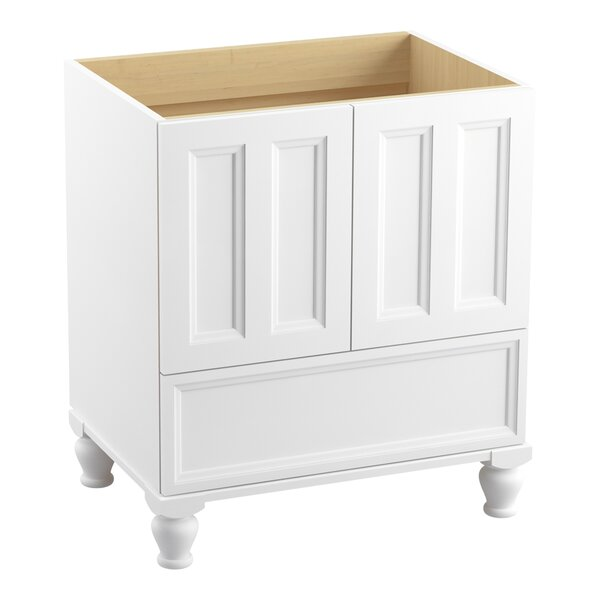 Damask™ 30 Vanity with Furniture Legs, 2 Doors and 1 Drawer by Kohler