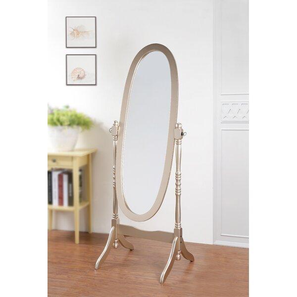 Brass Framed Floor Mirror Wayfair