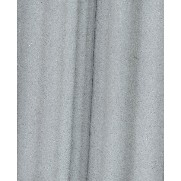 Equator 6 x 12 Marble Field Tile in Gray by Seven Seas