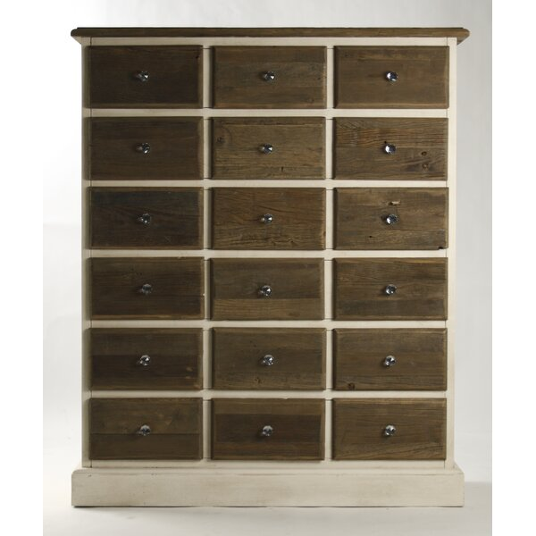 18 Drawers Chest by Zentique