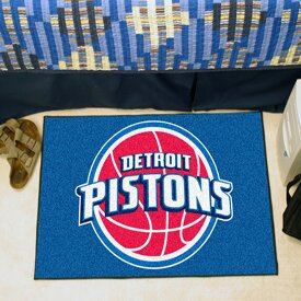 NBA - Detroit Pistons Doormat by FANMATS