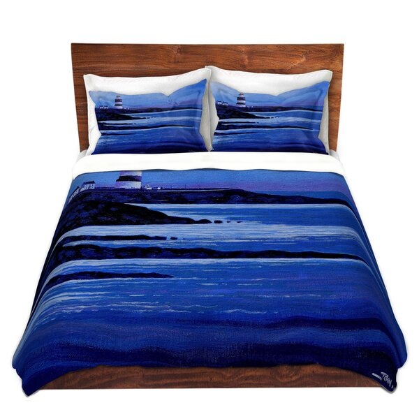 Hook Lighthouse II Duvet Cover Set