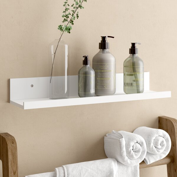 Wall Shelf with Ledge by ClosetMaid