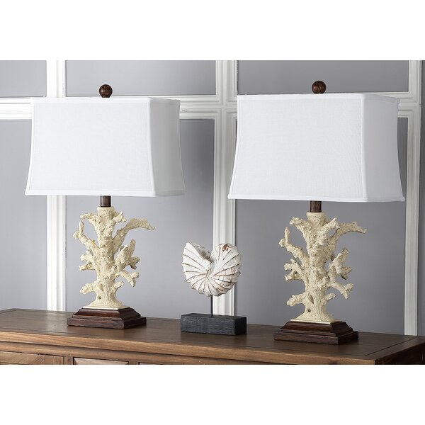 Coral 21 Table Lamp (Set of 2) by Safavieh