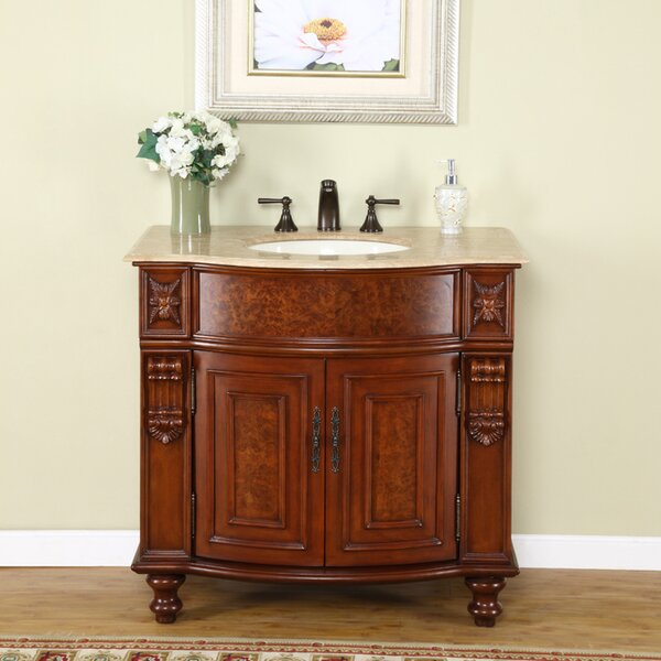 Pinegar 36 Single Bathroom Vanity Set by Astoria Grand