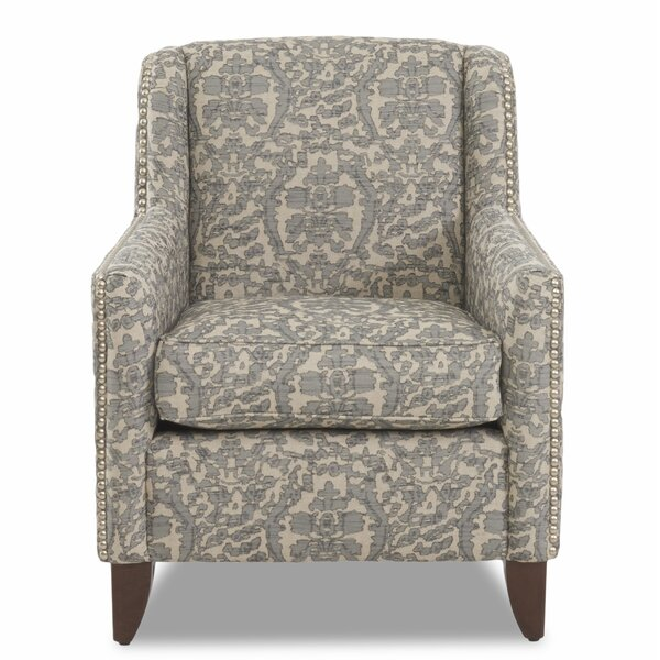Gino Wingback Chair by One Allium Way