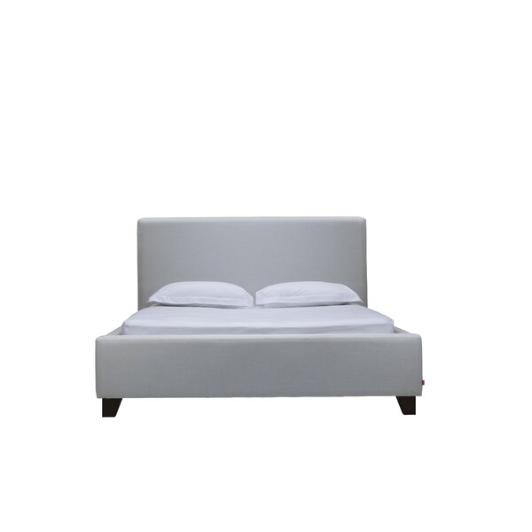 B2C Upholstered Standard Bed by EQ3