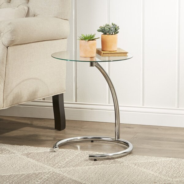 Despain End Table by Wade Logan