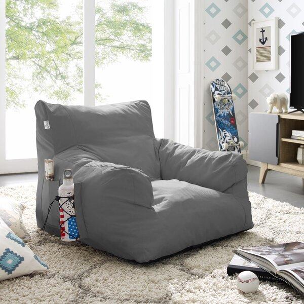 Comfy Standard Outdoor Friendly Bean Bag Lounger By Latitude Run