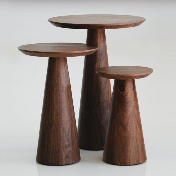 Dulles 3 Piece Coffee Table Set by Brayden Studio Brayden Studio®