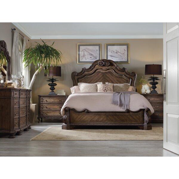 Rhapsody Queen Panel Configurable Bedroom Set by Hooker Furniture