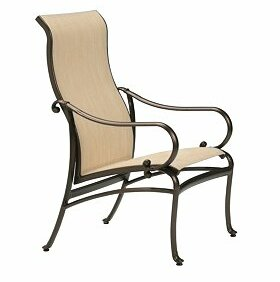 Radiance Patio Dining Chair by Tropitone Tropitone