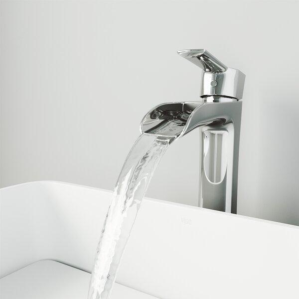 Niko Vessel Sink Bathroom Faucet by VIGO VIGO