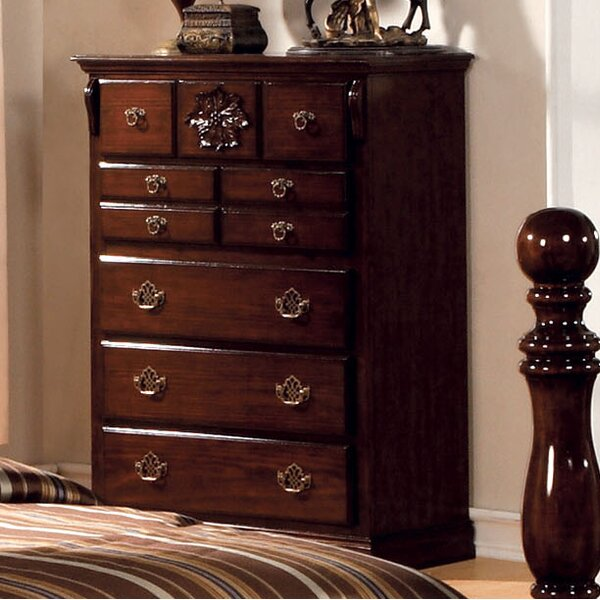 Clewis 5 Drawer Chest by Astoria Grand