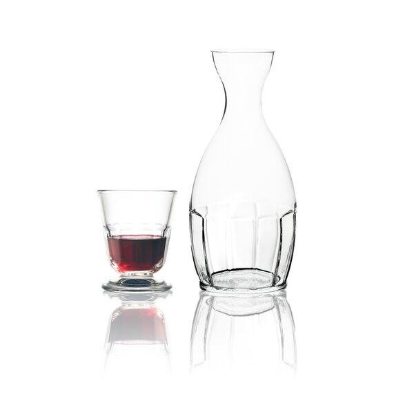 Perigord 7-Piece Beverage Serving Set by La Rochere