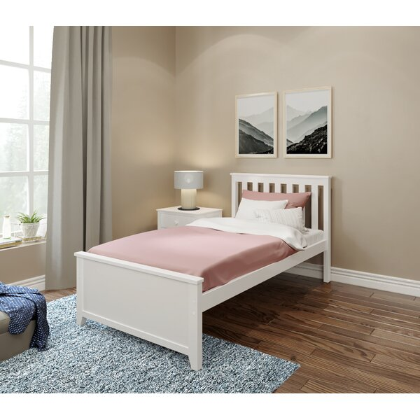McGuire Platform Bed by Harriet Bee