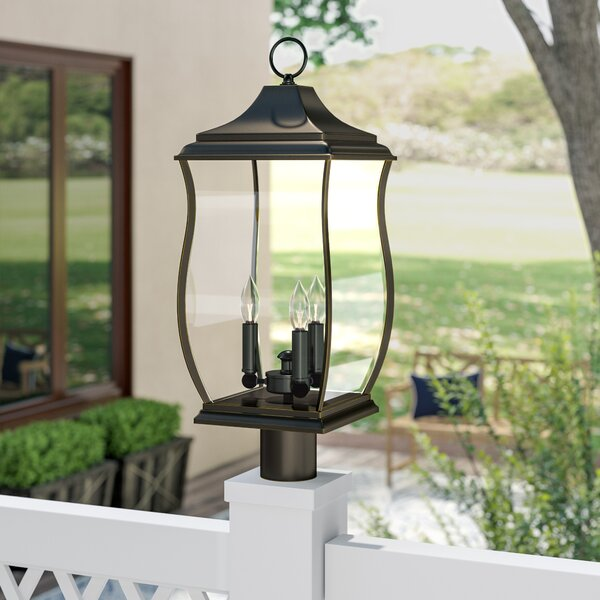 El Paso 3-Light Lantern Head by Darby Home Co