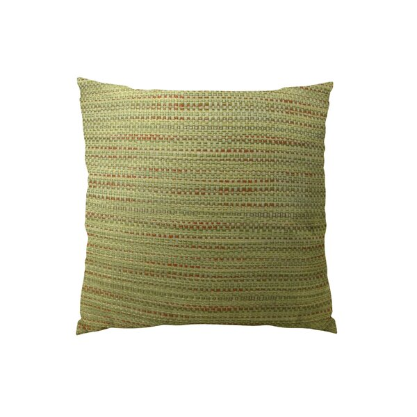 Honeysuckle Handmade Throw Pillow by Plutus Brands