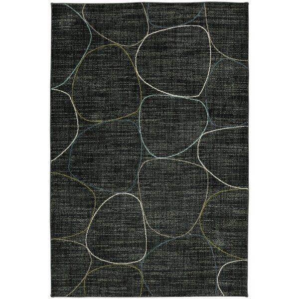 Metropolitan Dark Gray Area Rug by Mohawk Home