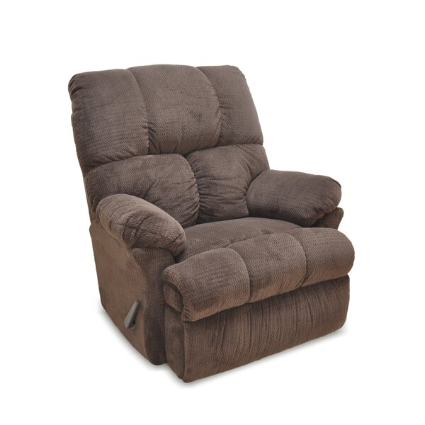 Emington Manual Rocker Recliner by Darby Home Co