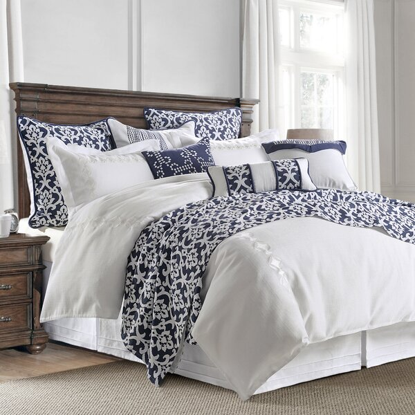 Jacobus Reversible Comforter Set