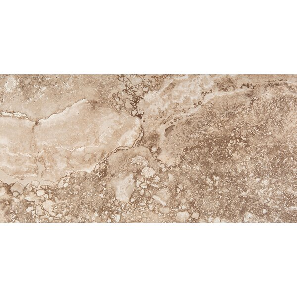 Homestead 12 x 24 Porcelain Field Tile in Beige by Emser Tile