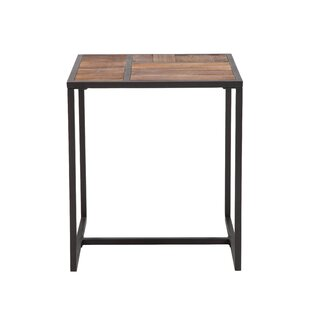 Affordable Price Mariners End Table By Union Rustic