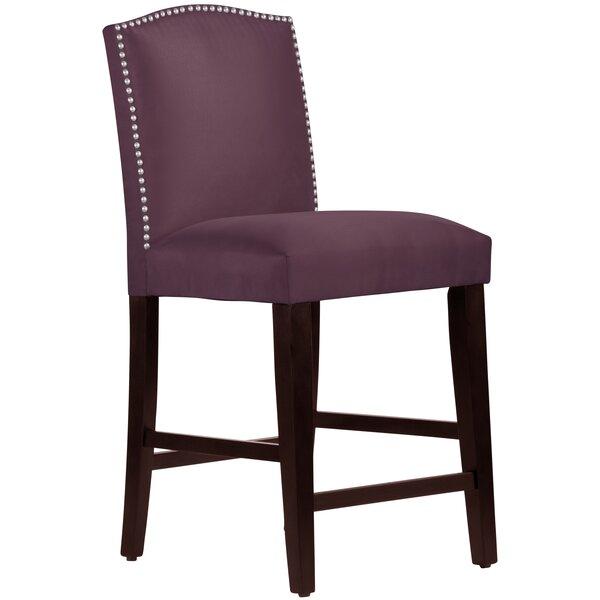 Nadia 26 Bar Stool by Wayfair Custom Upholstery™