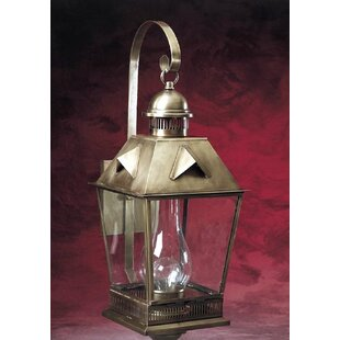 Best Reviews 900 Series 1-Light Outdoor Wall Lantern By Brass Traditions