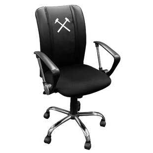 West Ham United Hammers Logo Curve Task Chair