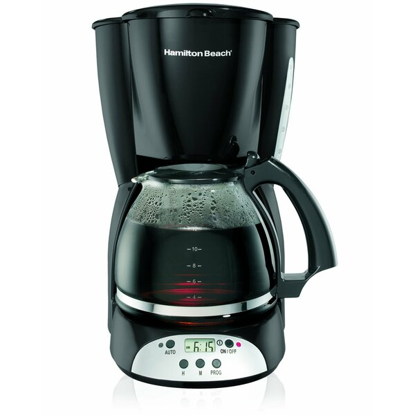 12-Cup Digital Coffee Maker by Hamilton Beach