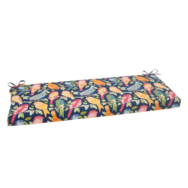 Ash Hill Indoor/Outdoor Bench Cushion by Pillow Perfect