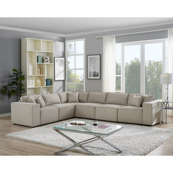 Neary Modular Sectional by Gracie Oaks