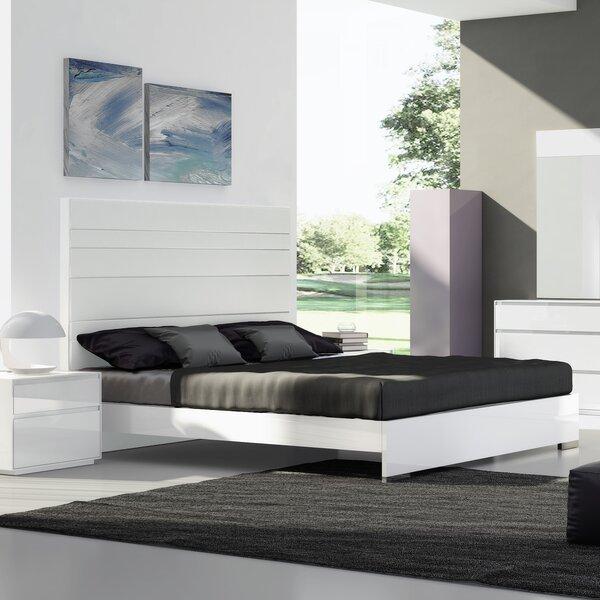 Barcroft Upholstered Platform Bed by Orren Ellis