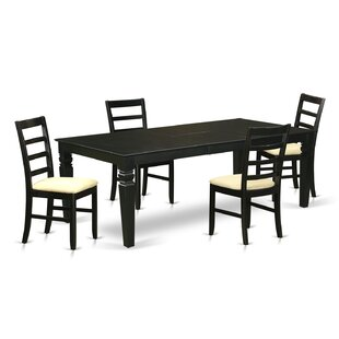 Cecily 5 Piece Dining Set By Red Barrel Studio