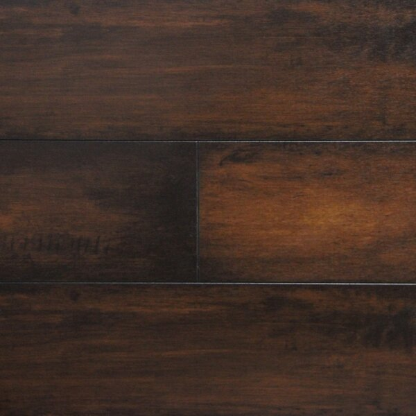 6 x 48 x 8.2mm  Laminate Flooring in Lyon (Set of 22) by Serradon