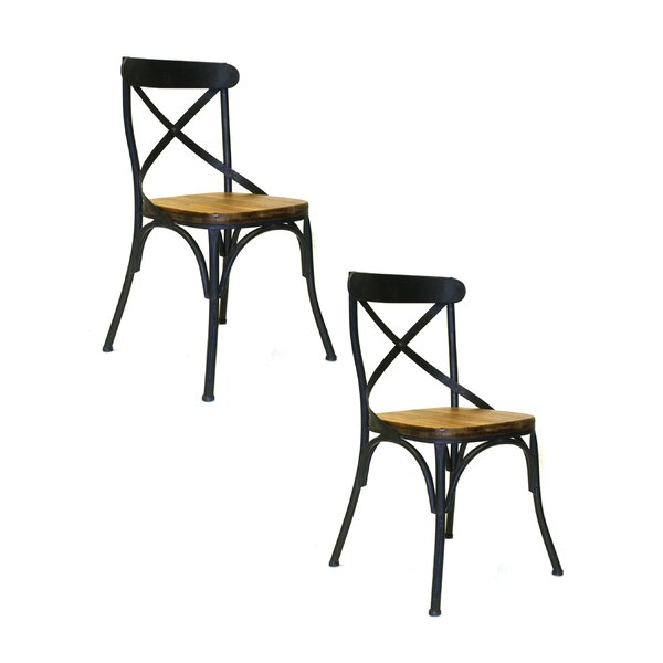 Clair Side Chair (Set of 2) by Gracie Oaks