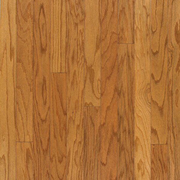 3 Engineered Red Oak Hardwood Flooring in Canyon by Armstrong Flooring