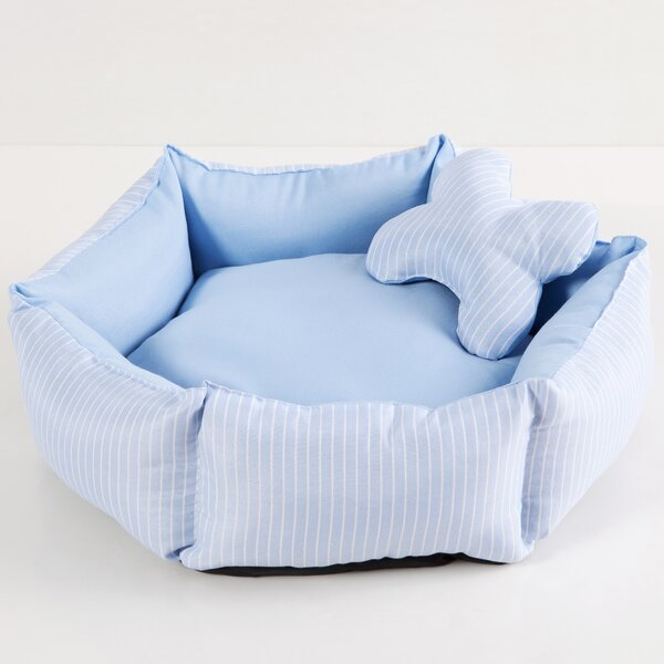 Dante Bolster Pet Bed by Tucker Murphy Pet
