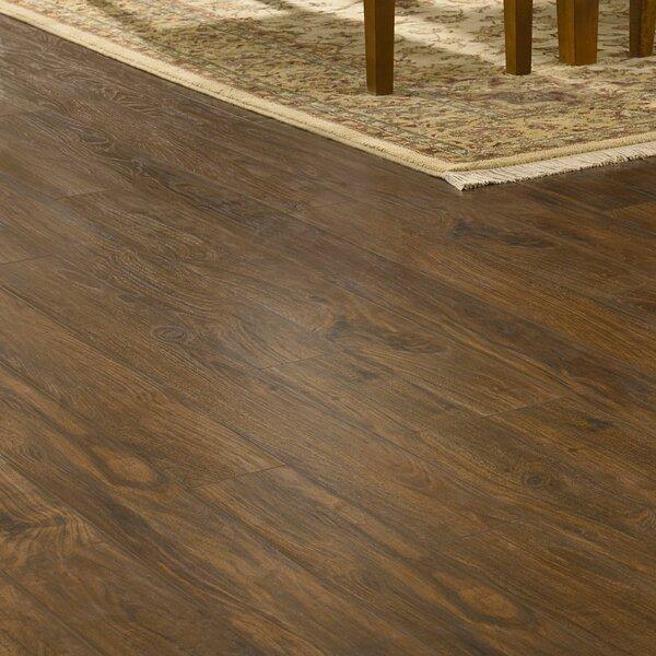 Revolutions 5'' x 51'' x 8mm Walnut Laminate Flooring in Classic by Mannington