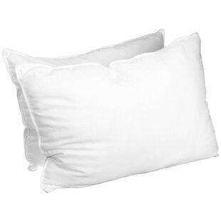 Plush Down Alternative Bed Pillow (Set of 2)